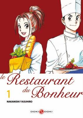 Visuel Restaurant du Bonheur (Le) / Shiawase Restaurant (Seinen)