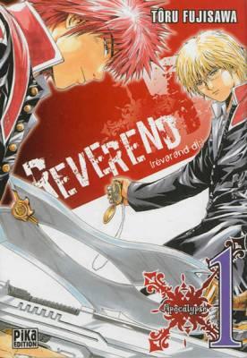 Visuel Reverend D / Reverend D (Seinen)