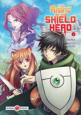 Visuel Rising of the Shield Hero (the) / Tate no yusha no nariagari (盾の勇者の成り上がり) (Seinen)