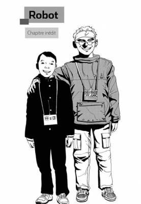 Visuel Robot / Robot (Seinen)