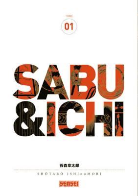 Visuel Sabu & Ichi / Sabu to ichi torimono Hikae (Seinen)