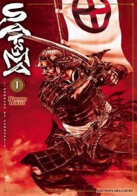Visuel Satsuma, l'honneur de ses samourais / Satsuma Gishiden (Seinen)