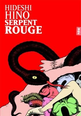 Visuel Serpent Rouge /  (Seinen)