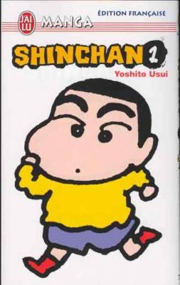 Visuel Shin Chan / Crayon Shin-chan (クレヨンしんちゃん) (Seinen)
