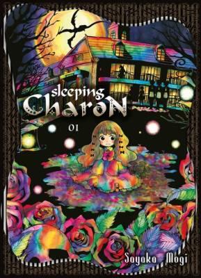 Visuel sleeping Charon / Nemureru Mori no Karon (眠れる森のカロン) - Sleeping Charon (Seinen)