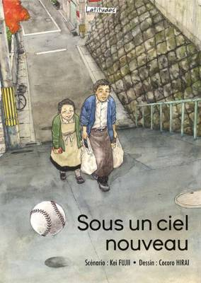 Visuel Sous un ciel nouveau / Kahe (かへ) (Seinen)