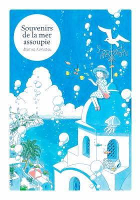Visuel Souvenirs de la mer assoupie / 8 gatsu no Soda Sui (Seinen)