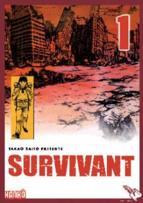 Visuel Survivant / Survivant (Seinen)