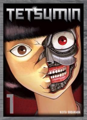 Visuel Tetsumin / Tetsumin (Seinen)