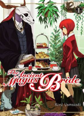 Visuel Ancient Magus Bride (The) / Mahou Tsukai no Yome (魔法使いの嫁) (Shōnen)