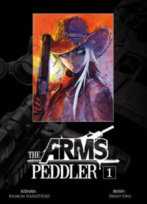 Visuel Arms Peddler (The) / Kiba no Tabishounin - The Arms Peddler (Seinen)