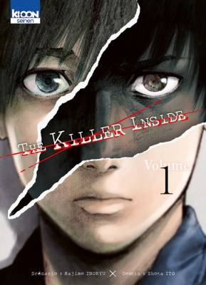 Visuel Killer inside (The) / Shin'ai naru Boku e Satsui wo komete  (親愛なる僕へ殺意をこめて) - My Dearest Self with Malice Aforethought (Seinen)