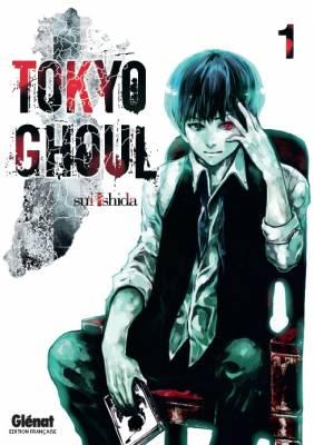 Visuel Tokyo Ghoul / Toukyou Kushu (東京喰種) (Seinen)