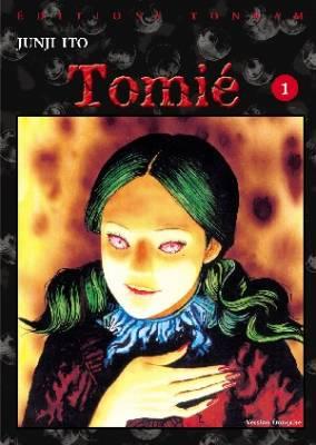 Visuel Tomie / Tomie (Josei)