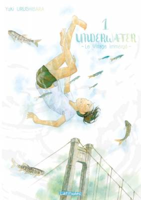 Visuel Underwater ~ Le Village immergé ~ / Suiiki (水域) (Seinen)