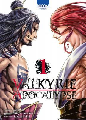 Visuel Valkyrie Apocalypse / Shuumatsu no Walküre  (終末のワルキューレ) - Record of Ragnarok (Seinen)