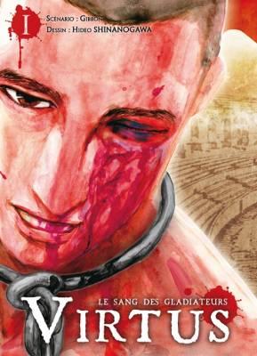 Visuel Virtus - Le sang des gladiateurs / Virtus (Seinen)