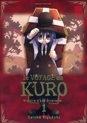 Visuel Voyage de Kuro (Le) - Histoire d'une Itinérante / Hitsugi Katsugi no Kuro. - Kaichu Tabi no Wa (Seinen)