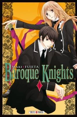 Visuel Baroque Knights / Baroque Kishidan (Shōjo)