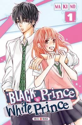 Visuel Black Prince & White Prince / Kurosaki-kun no Iinari ni Nante Naranai (Shōjo)