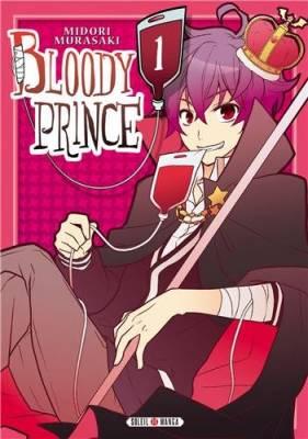 Visuel Bloody Prince / Hiiro Ouji (Shōjo)