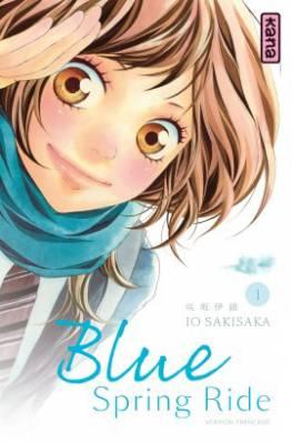 Visuel Blue Spring Ride / Ao Haru Ride (アオハライド) (Shōjo)