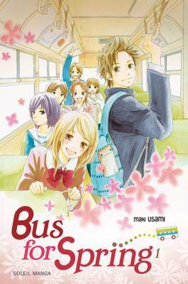 Visuel Bus for Spring / Haruyuki Bus (Shōjo)
