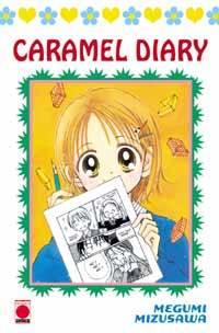 Visuel Caramel diary / Caramel diary (Shōjo)