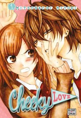 Visuel Cheeky Love / Namaiki Zakari. (Shōjo)