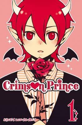 Visuel Crimson Prince / Kurenai Ouji (Shōnen)