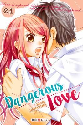 Visuel Dangerous Love / Kiken Mania (キケンマニア) (Shōjo)