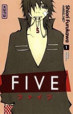 Visuel Five / Five (Shōjo)