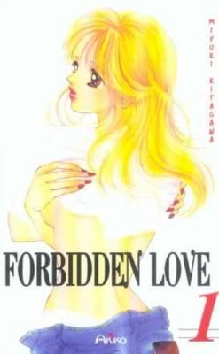 Visuel Forbidden Love / Tsumi ni nureta futari (Shōjo)