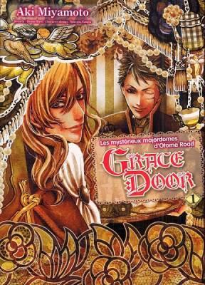 Visuel Grace Door - Les mystérieux majordomes d'Otome Road / Grace Door - Otome Road to shitsuji to tobira (Shōjo)