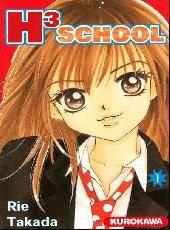 Visuel H3 School / H3 School (Shōjo)