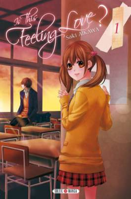 Visuel Is This Feeling Love? / Kore ga Koi to Iu naraba (Shōjo)