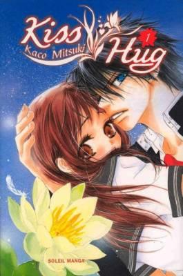 Visuel Kiss / Hug / Kiss / Hug (Shōjo)