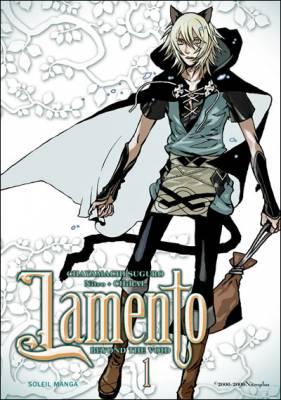 Visuel Lamento - Beyond the Void / Lamento - Beyond the Void (Shōjo)