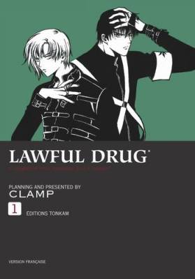 Visuel Lawful Drug / Goho Drug (Shōjo)
