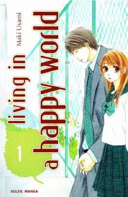 Visuel Living in a happy world / Sekai wa Happy de Dekiteru (Shōjo)