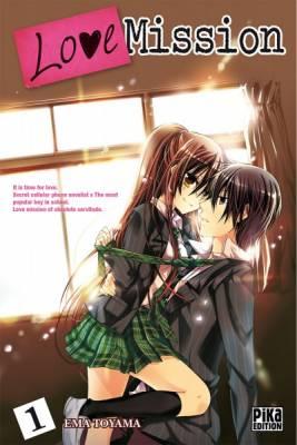 Visuel Love Mission / Watashi ni xx Shinasai! (わたしに××しなさい!) (Shōjo)