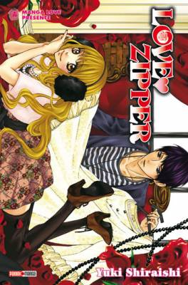 Visuel Love Zipper / Love Zipper (Shōjo)