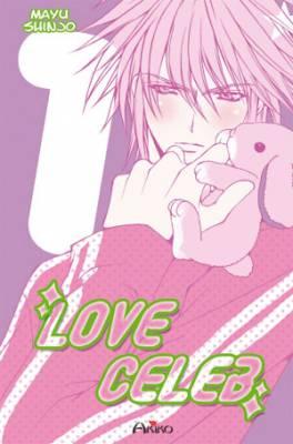 Visuel Love Celeb / Love Celeb (Shōjo)