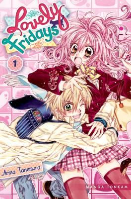 Visuel Lovely Fridays / Neko to Watashi no Kinyobi (猫と私の金曜日) (Shōjo)