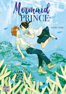 Visuel Mermaid Prince / Ningyo Ouji (人魚王子) - Mermaid Prince (Shōjo)
