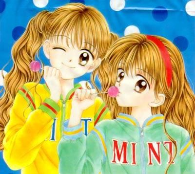 Visuel Mint na bokura / Mint na bokura (Shōjo)