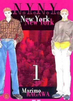 Visuel N.Y.N.Y. - New York New York / N.Y.N.Y. - New York New York (ニューヨーク・ニューヨーク) (Shōjo)
