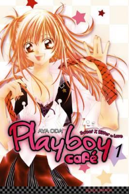 Visuel Playboy café - Sweet x Bitter = Love / Koakuma Cafe - SweetxBitter=Love (Shōjo)
