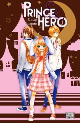 Visuel Prince & Hero / Ouji to Hero (王子とヒーロー) (Shōjo)