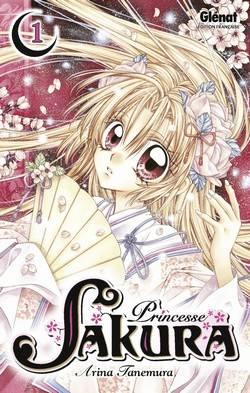 Visuel Princesse Sakura / Sakura Hime Kaden (Shōjo)